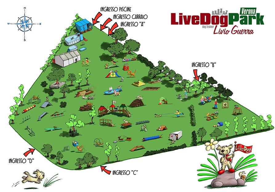 Mappa Campo